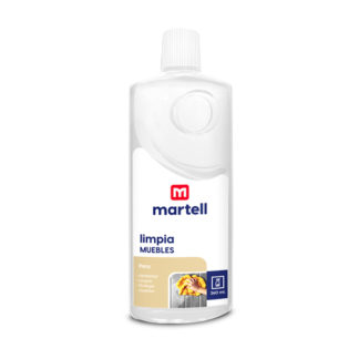 limpia muebles blanco 260 ml. Martell